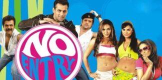 Bollywood film No Entry krijgt een vervolg met zes acteurs in een dubbelrol