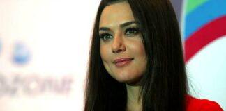Bollywood actrice Preity Zinta klaar voor comeback?