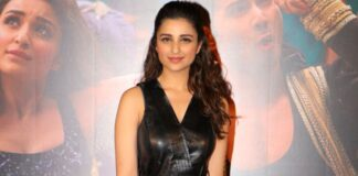 Bollywood actrice Parineeti Chopra in Hindi-remake The Girl on the Train