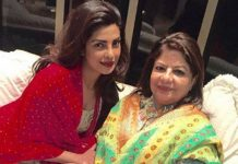 Moeder Priyanka Chopra ontkent geruchten over huwelijk