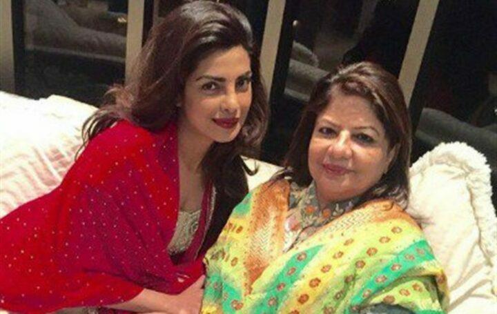 Moeder Bollywood actrice Priyanka Chopra ontkent zwangerschap