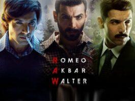 Bekijk de trailer van de Bollywood film RAW (Romeo Akbar Walter)