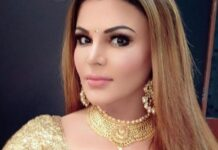 Bollywood realityster Rakhi Sawant is getrouwd