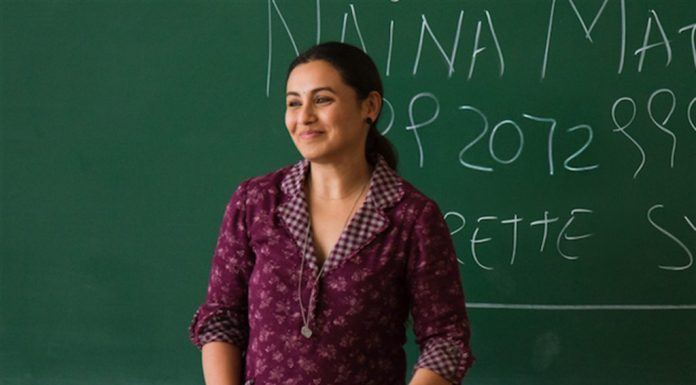 Rani Mukherji gelooft dat het script een film maakt of breekt