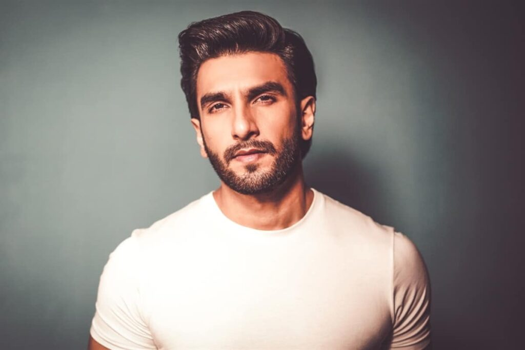 Bollywood acteur Ranveer Singh gaat presenteren