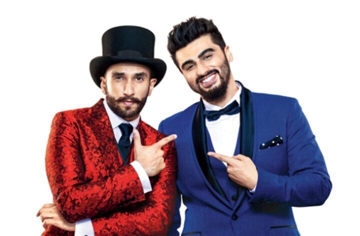 Bollywood acteur Arjun Kapoor wil met Ranveer Singh werken in Hera Pheri remake