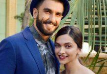 Bollywood acteur Ranveer Singh voelt zich gezegend met Deepika aan zijn zijde