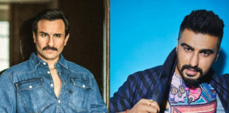 Saif Ali Khan en Arjun Kapoor samen in Bollywood film Bhoot Police