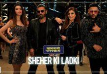 Bekijk de videoclip van Bollywood remix Sheher Ki Ladki