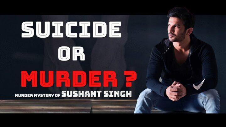 Bollywood film Suicide or Murder geïnspireerd door dood Sushant Singh Rajput