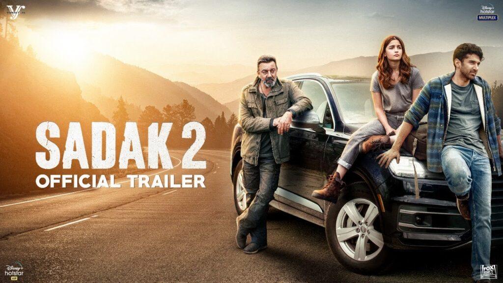 Trailer Bollywood film Sadak 2 stoot Justin Bieber van de nummer 2 positie in de lijst van meeste dislikes ooit