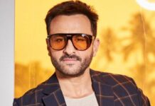 Saif Ali Khan over zijn negatieve rol in Bollywood film Adipurush