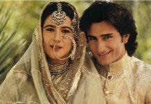 Bollywood acteur Saif Ali Khan onthult hoe ex-vrouw Amrita Singh hem hielp in zijn carrière