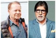 """Scriptschrijver Salim Khan: """"Amitabh Bachchan zou met pensioen moeten"""""""