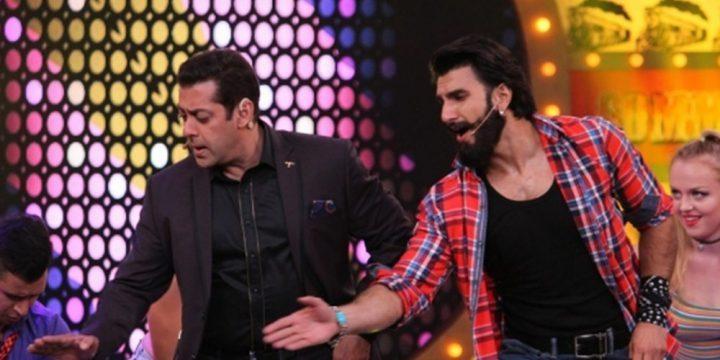 Ranveer Singh en Salman Khan in Dhoom 4?