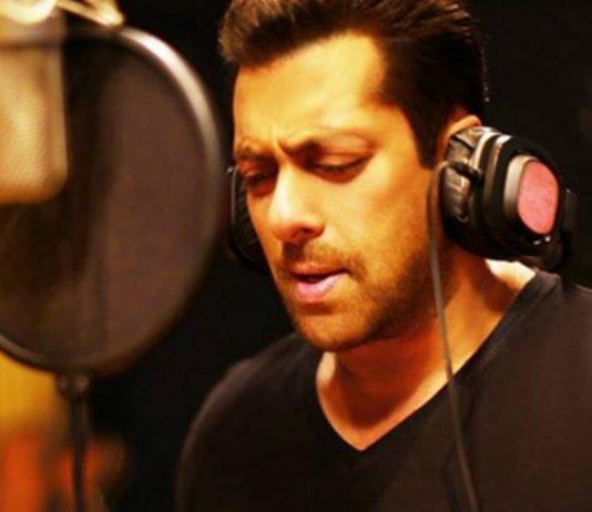 Salman Khan weer achter de microfoon