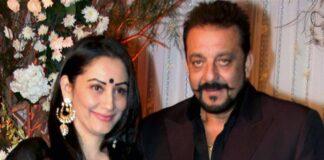 """Vrouw van Bollywood acteur Sanjay Dutt waarschuwt fans om niet """"ten prooi te vallen aan ongegronde geruchten"""""""
