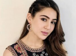 Bollywood actrice Sara Ali Khan in Kaminey 2?