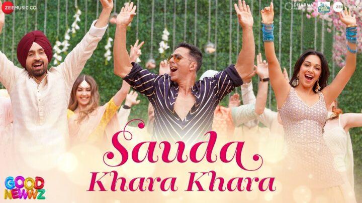 Bekijk de videoclip van de Bollywood versie van de Bhangra hit Sauda Khara Khara