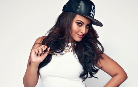 Sonakshi Sinha voor het eerst in negatieve Bollywood rol