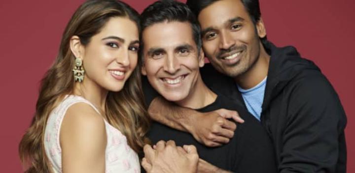 Bollywood film brengt Sara Ali Khan, Akshay Kumar en Dhanush voor het eerst samen