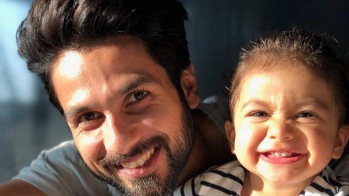 Shahid Kapoor wordt opnieuw vader