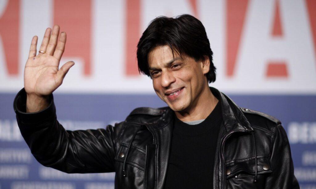 Bollywood acteur Shah Rukh Khan speelt rol van vader en zoon in volgende film?
