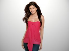 Bollywood actrice Shilpa Shetty hoopt op terugkeer in films