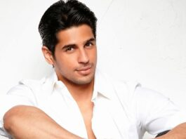 Bollywood acteur Sidharth Malhotra ambieert carrière als producent