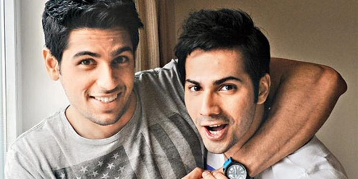 Varun Dhawan en Sidharth Malhotra in Student of the Year 2?
