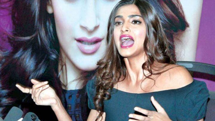Bollywood actrice Sonam Kapoor boos op aankondiging Mr India 2