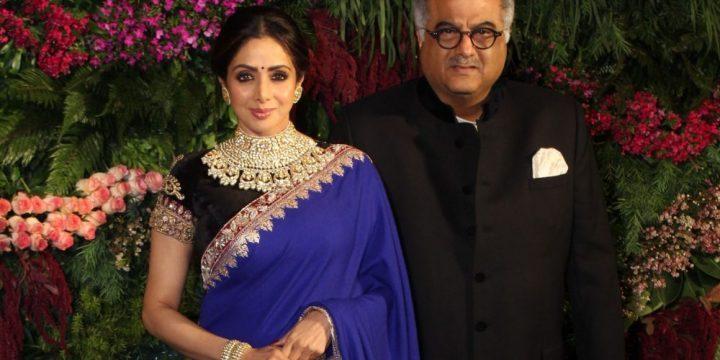 Bollywood producent Boney Kapoor is dankbaar voor alle steun