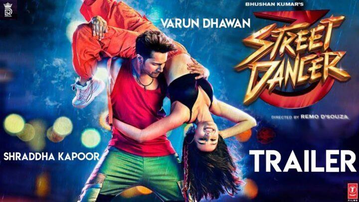 Bekijk de trailer van de Bollywood film Streetdancer 3D