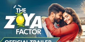 Bekijk de trailer van de Bollywood film The Zoya Factor