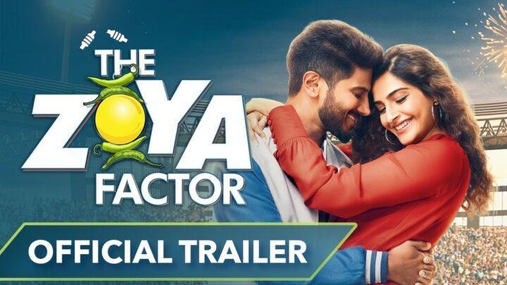 Bekijk de trailer van de Bollywood film The Zoya Factor