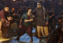 Twee Bollywood supersterren dansen samen in Thugs of Hindostan