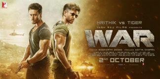 Bekijk de eerste trailer van de Bollywood film War
