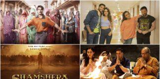 YRF maakt releasedata bekend van Bunty aur Babli 2, Shamshera, Prithviraj en Jayeshbhai Jordaar