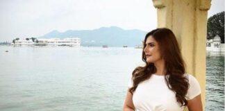Bollywood actrice Zareen Khan op internet belachelijk gemaakt wegens striae