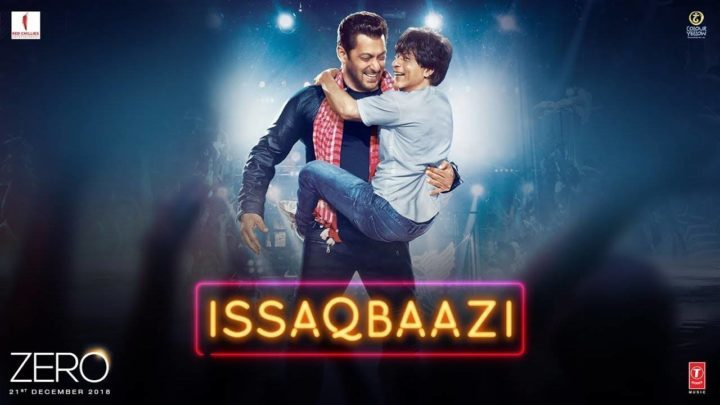 Video: Issaqbaazi uit de Bollywood film Zero
