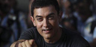 Bollywood acteur Aamir Khan niet zo gedisciplineerd als we denken