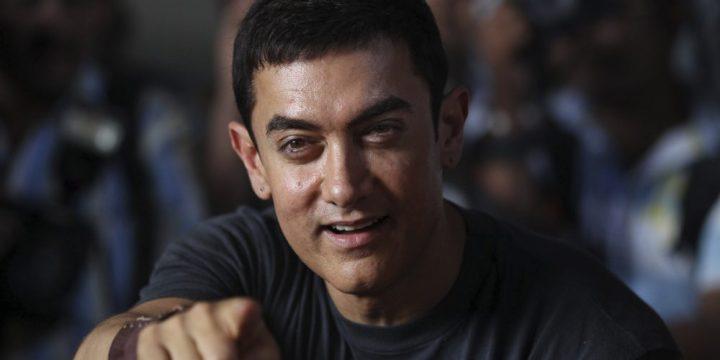 Aamir Khan heeft twijfels over remake Mahabharat