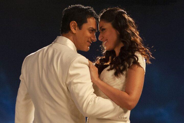 Bollywood actrice Kareena Kapoor Khan in Hindi remake Forrest Gump