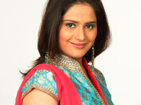 Bollywood actrice Aarti Singh