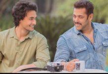 Bollywood acteur Salman Khan gunt zwager Aayush Sharma tweede kans