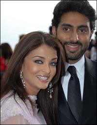 Bollywood: Aishwarya en Abhishek