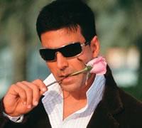 Bollywood - Akshay Kumar in de boeien