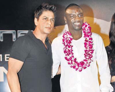 Akon schrijft gratis nummer voor Bollywood