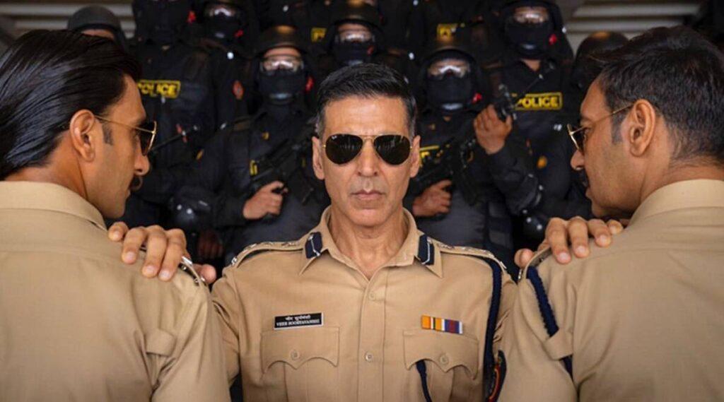 Bollywood film Sooryavanshi verschijnt met Diwali