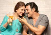 Hit Sauda Khara Khara van Sukhbir in Bollywood film Good News